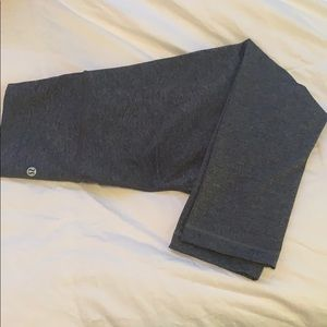 Grey Lulu Lemon Leggings